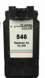 Canon CL-546 Refilled for