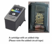 Canon CL-41 Colour (EXTRA CHIP) Reman for