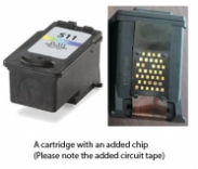Canon CL-511 Colour (EXTRA CHIP) Reman for