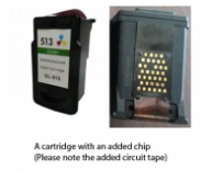 Canon CL-513 Colour (EXTRA CHIP) Reman for