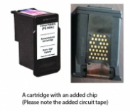 Canon PG-540XL Black (EXTRA CHIP) Reman for