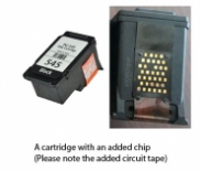 Canon PG-545 Black (EXTRA CHIP) Reman for