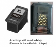 Canon PG-545XL Black (EXTRA CHIP) Reman for