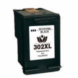 HP 302XL / F6U68AE Black Reman for