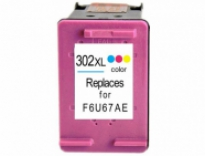 HP 302XL / F6U67AE Colour Reman for