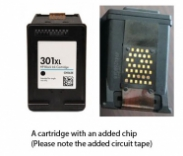 HP 301XL / CH563EE Black (EXTRA CHIP) Reman for