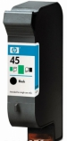 HP45 / 51645A Black for