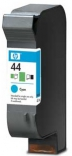 HP 44 Cyan / 51644C for