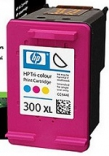 HP 300XL Colour / C644E for