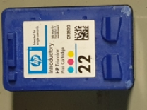 HP 22 / C9352G (INTRO) for