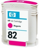 HP 82 Magenta / C4912A 69ml for