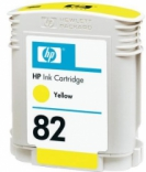 HP 82 Yellow / C4913A 69ml for