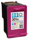 HP 301XL V1 / CH564E Color (NEW) for