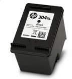 HP 304XL / N9K08A Black for