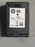 HP 62 / N9J45A Black (SETUP H / INSTANT) for