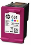 HP 651 / C2P10AE Black for