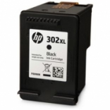 HP 302XL V1 / F6U68A Black for