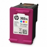 HP 302XL V1 / F6U67A Colour for