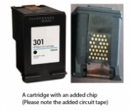 HP 301 / CH561EE Black (EXTRA CHIP) for