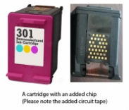 HP 301 / CH562EE Colour (EXTRA CHIP) for